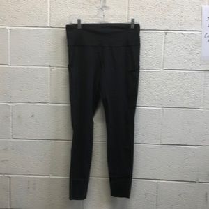 Lululemon black Fast & Free Tight sz 10 63674